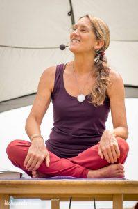Las supervisiones en el Yantra Yoga. Entrevista a Laura Evangelisti
