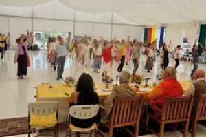 Algunas notas sobre las Danzas Alegres Khaita y la Canción de Dzamling Gar