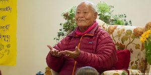 Introducción al retiro de enseñanzas Ati Yoga